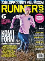 Få Garmin Vivofit med Runners World prenumeration